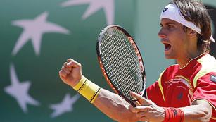 Ferrer mete a España en semifinales