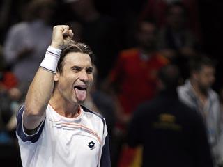 Ferrer se agiganta en el Masters