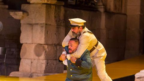 Ir al VideoEl Festival de Teatro de Mérida estrena nuevo escenario