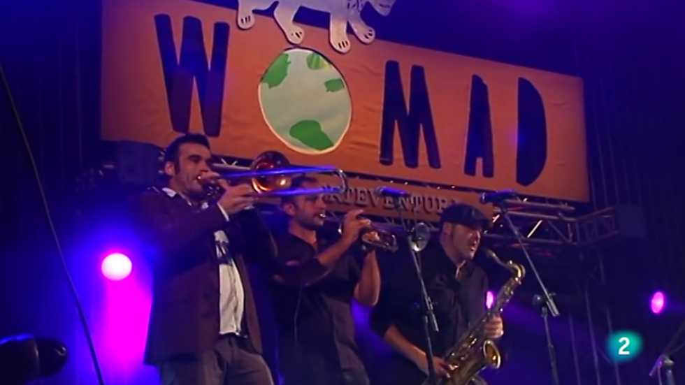 Festival Womad Fuerteventura 2016