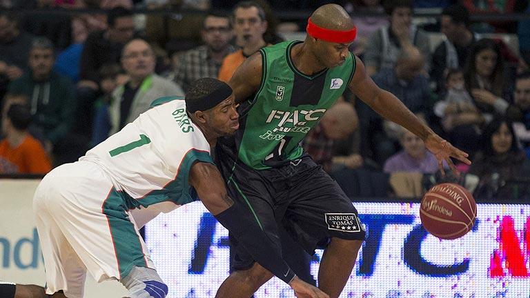 FIATC Joventut 75- Baloncesto Sevilla 64