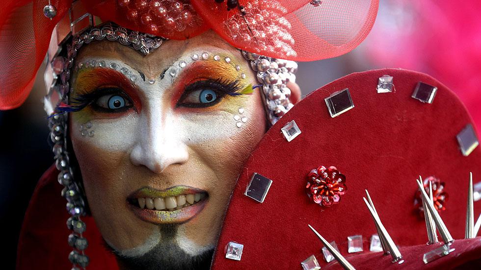 La fiesta del orgullo gay ya no se esconde en Argentina y Chile