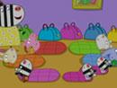 Imagen del  vídeo de Peppa Pig titulado FIESTA DE PIJAMAS