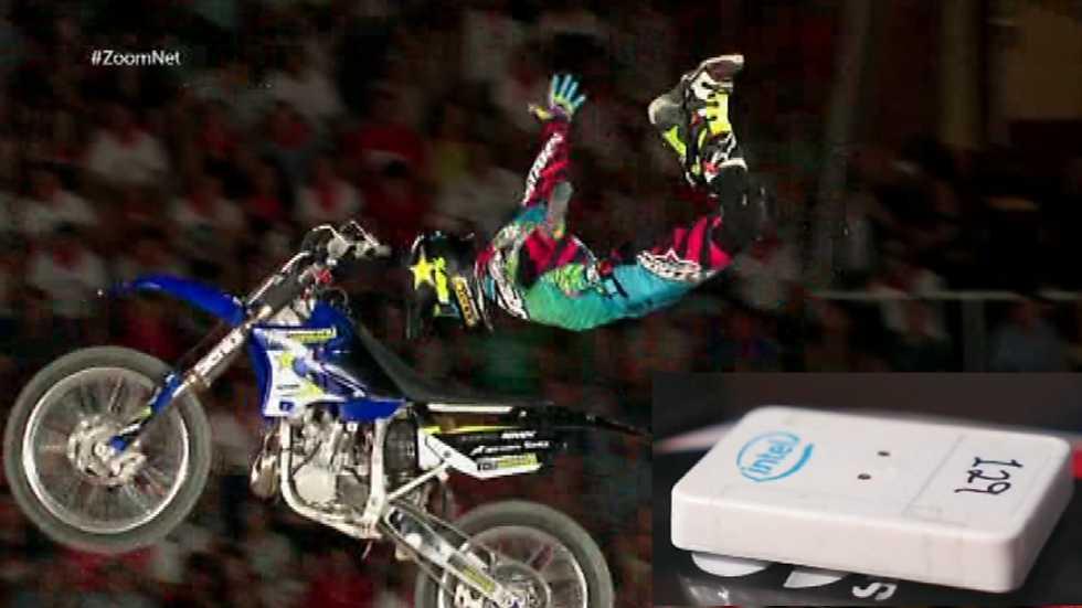 Zoom Net - X-Fighters con Intel, E-Mehari, Garmin y FIFA 17
