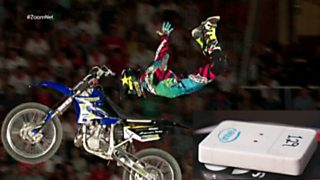 Zoom Net - X-Fighters con Intel, E-Mehari, Garmin y FIFA 17