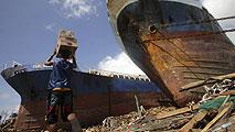Ir al VideoFilipinas luchas por recuperarse un mes desde que el tifón Haiyán