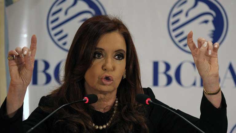 Final del corralito financiero en Argentina