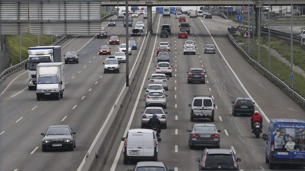 Fin de semana negro en las carreteras españolas