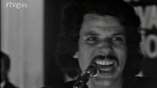 Final de la 14 edición del Festival de la Canción de Benidorm 1972