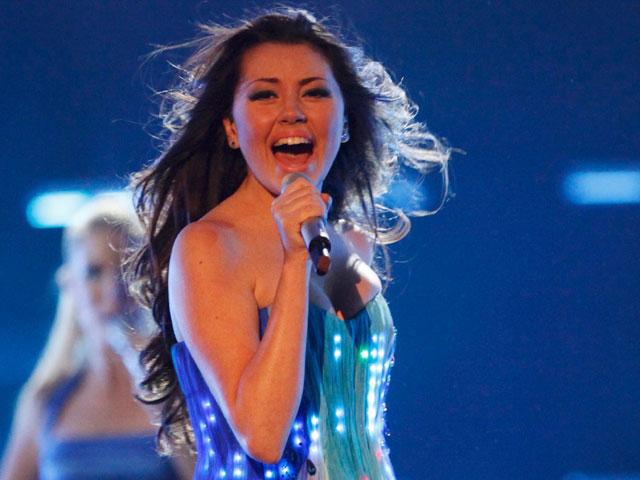 Eurovisión 2010 - Final - Azerbaiyan