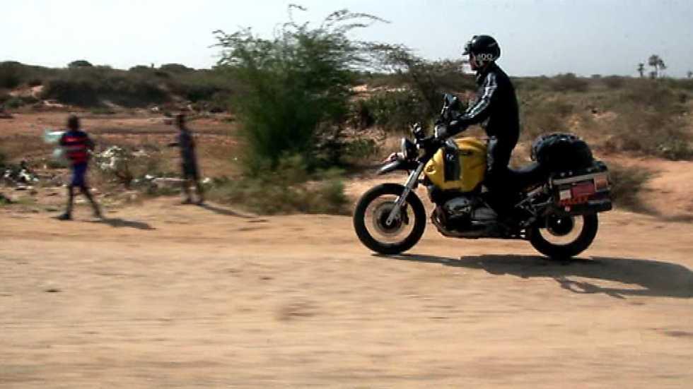 Diario de un nómada - Final en Dakar