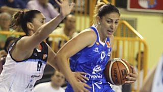 Baloncesto - Supercopa Femenina. Final: Perfumerías Avenida - IDK Gipuzkoa