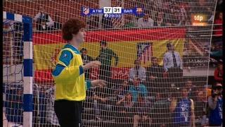 Balonmano: Copa del Rey - Final: Atlético de Madrid-FC Barcelona Intersport