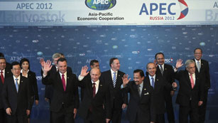 Finaliza la cumbre de la APEC en Rusia, la próxima será en 2016 en Perú