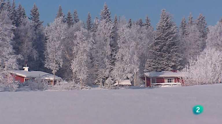 Paraísos cercanos - Finlandia, la aventura blanca