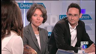 Los desayunos de TVE - Fiona Ortiz y Mathieu de Taillac, correponsales