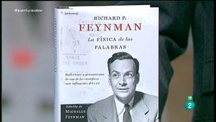 La Aventura del Saber. TVE. Libros recomendados. Richard Feynman. La física de las palabras