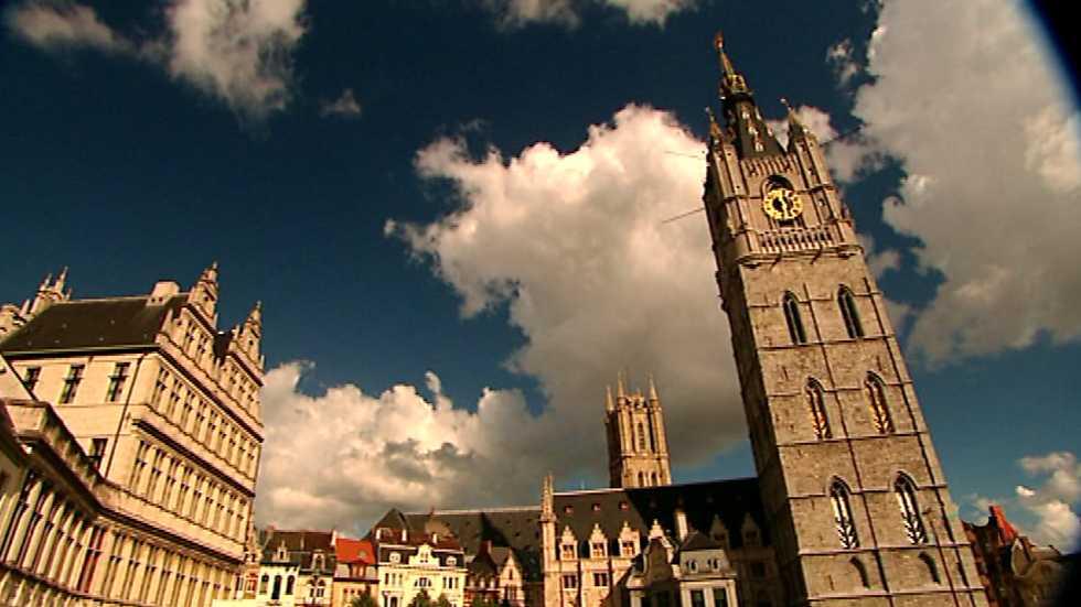 Paraísos Cercanos - Flandes, el león de oro