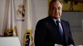 """Florentino: """"No contemplo que Cristiano pueda salir"""""""