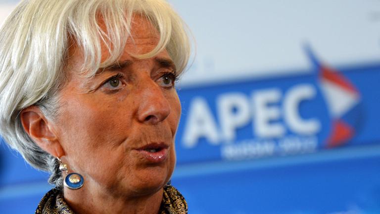 El FMI dispuesto a supervisar el programa de compra de bonos del BCE
