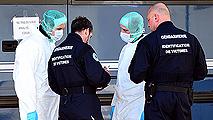 Ir al VideoLos forenses han conseguido aislar el ADN de 78 de las 150 personas