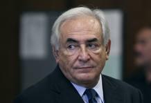 El exdirector del FMI se ha declarado no culpable.