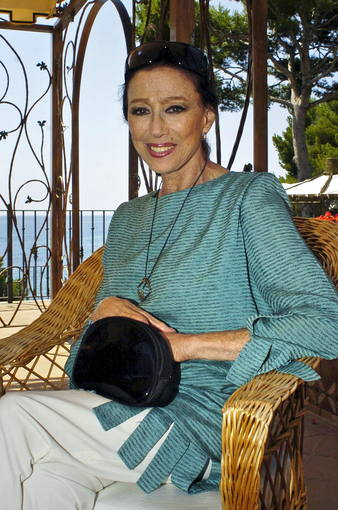 Fotografía de archivo, tomada el 21 de agosto de 2008 en Platja d'Aro (Girona), de la bailarina hispano rusa Maya Plisetskaya.