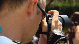 Photoespaña reúne a casi 1.000 fotógrafos profesionales buscando la felicidad en Madrid