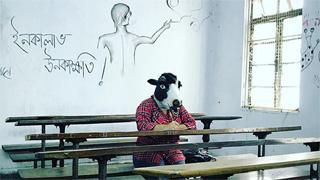 El fotógrafo indio Sujatro Ghosh denuncia con sus fotos la desigualdad que sufren las mujeres en su país