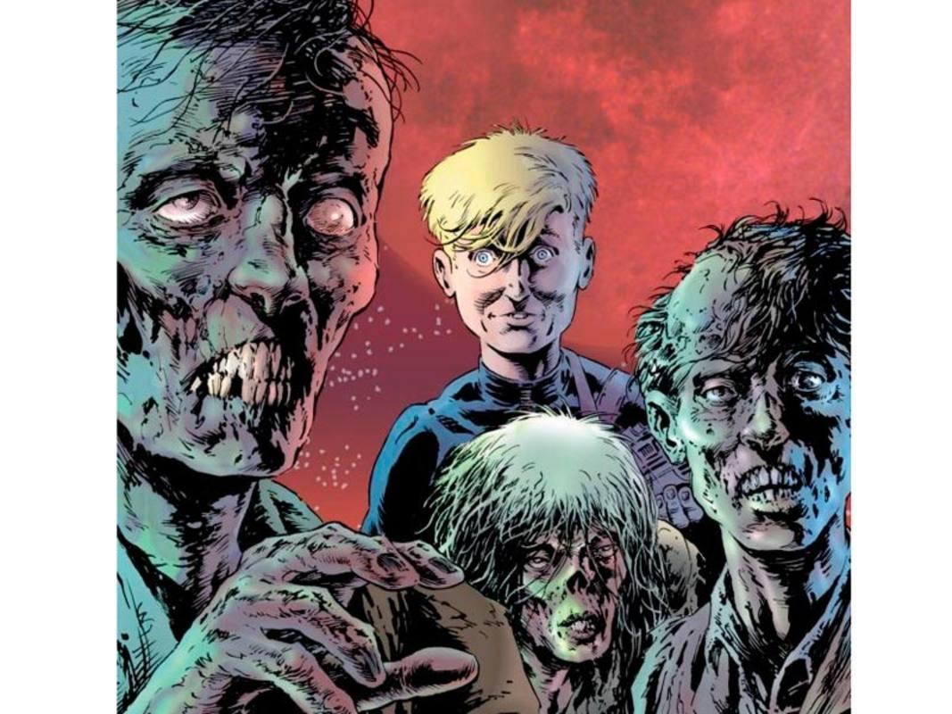 Fragmento de una ilustración de 'Doc Macabre'