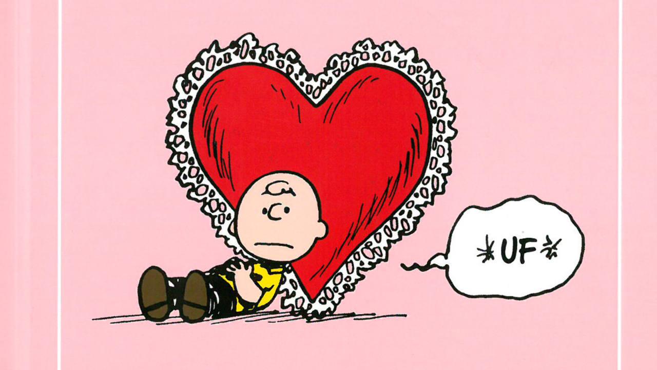 Fragmento de la portada de 'Un San Valentín para Carlitos'