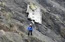 Fotogaleria: Las imágenes del accidente de avión en los Alpes franceses