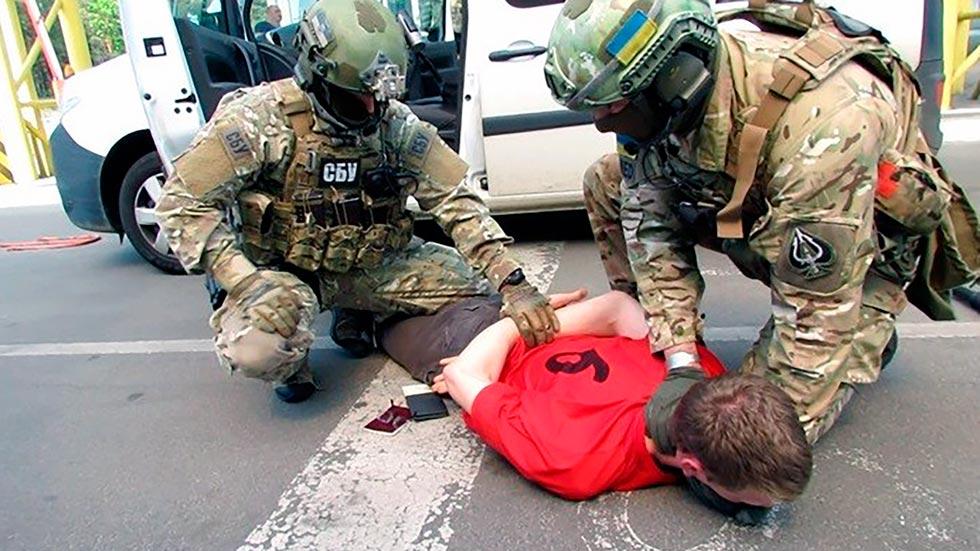 Un francés detenido en Ucrania planeaba atentados terroristas durante la Eurocopa, según Kiev