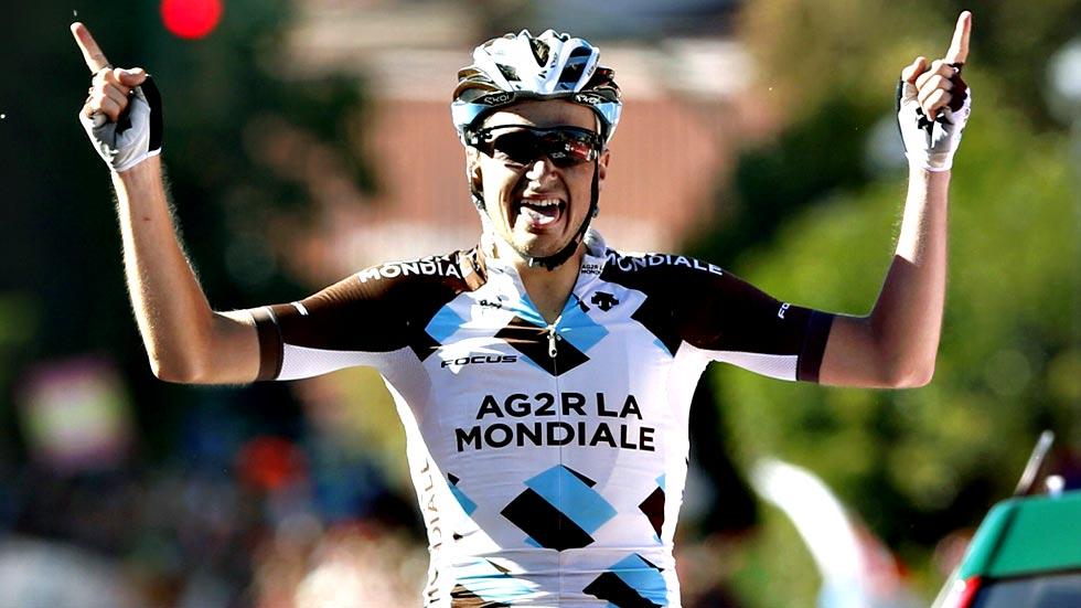 El francés Gougeard gana en Ávila, Dumoulin aumenta 3 segundos su ventaja