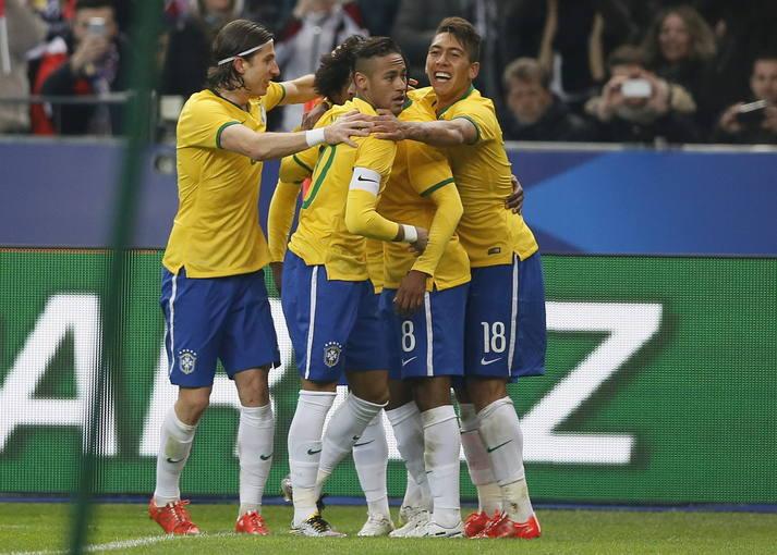 FRANCIA - BRASIL