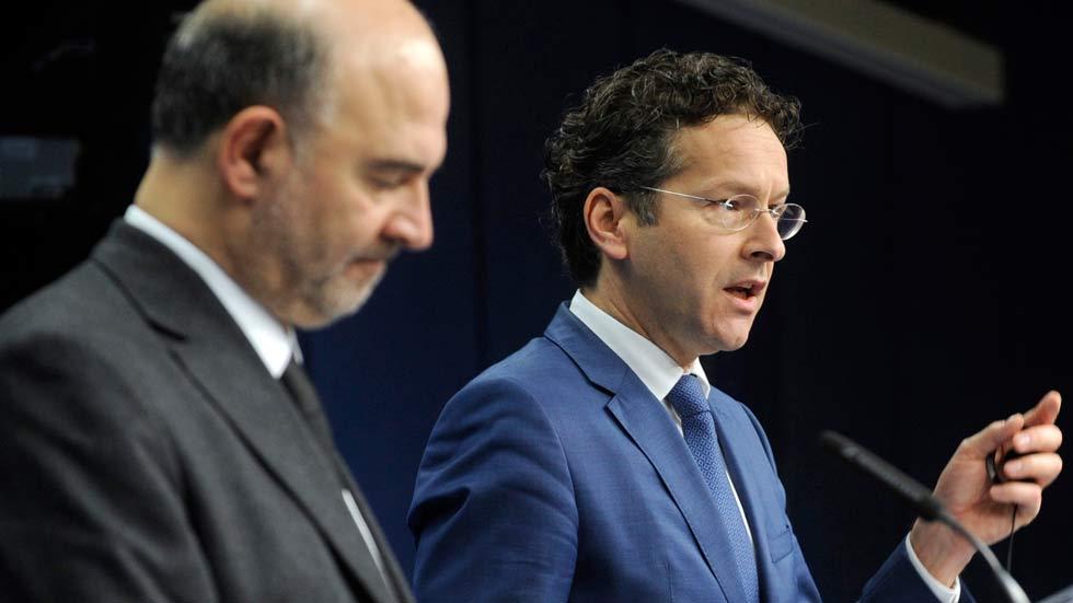Francia e Italia, en el punto de mira del Eurogrupo