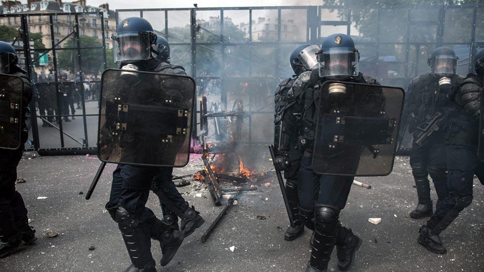 Francia se blinda para la Eurocopa