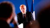 En Francia se ha celebrado una reunión con las familias de las víctimas del avión siniestrado
