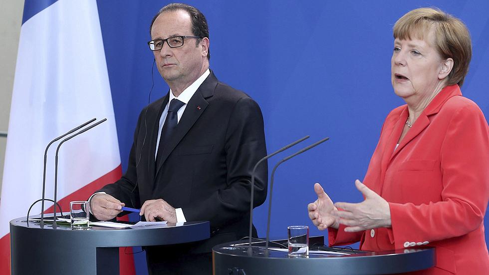 Francia vuelve a rechazar el sistema de cuotas para acoger a los refugiados