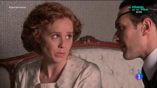 Seis Hermanas - Francisca le dice a Luis que no quiere compartir nada con él