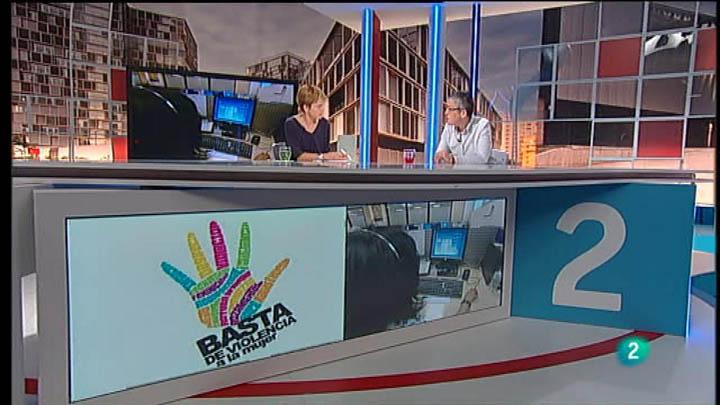 Para Todos La 2 - Entrevista - Francisca Verdejo, violencia de Género