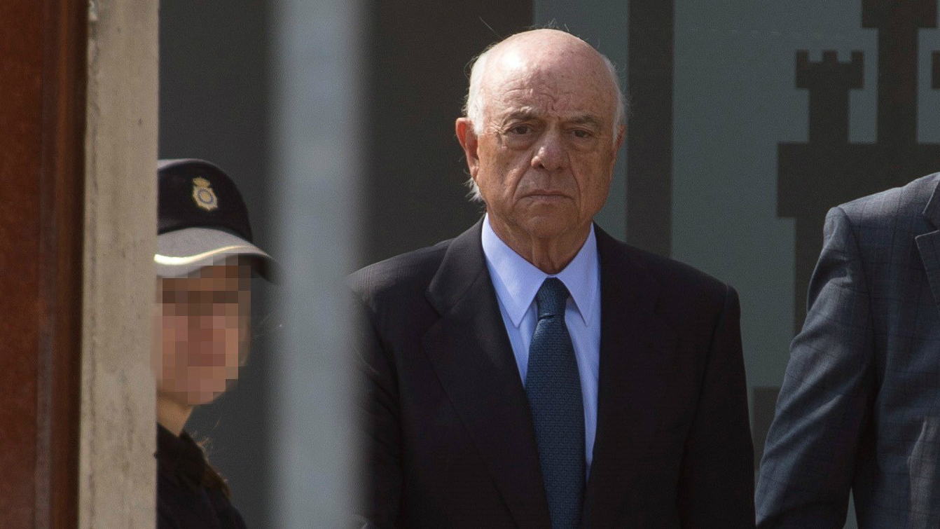 """Ir al VideoFrancisco González (BBVA) creyó que podía parar la salida a Bolsa de Bankia no participando en ella: """"Eso no valía nada"""""""