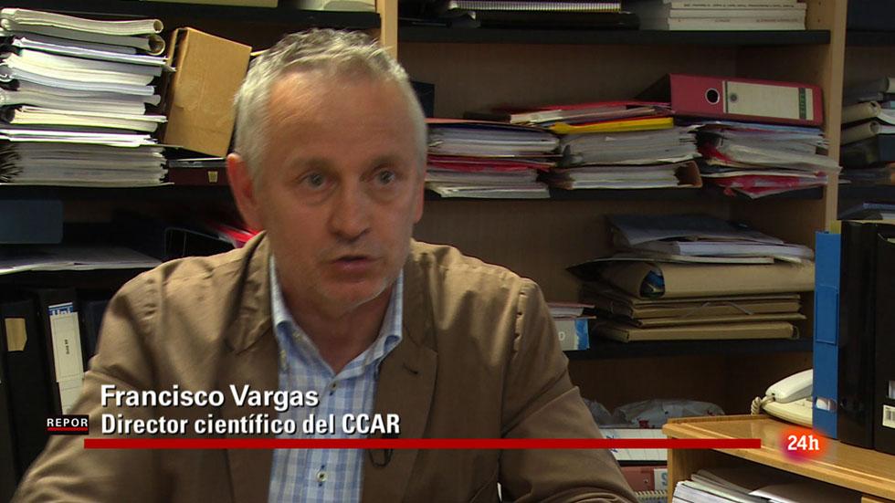 Francisco Vargas es director científico del CCAR (Comité científico asesor en radiofrecuencias)