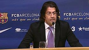 """Freixa: """"El Barça no se reunirá con la Federación"""""""