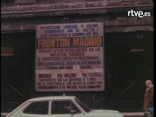 Frontón Madrid