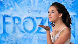"""Disney estrena la película """"Frozen: el reino del hielo"""""""