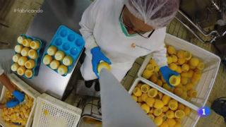 Fabricando Made in Spain - Fruta helada