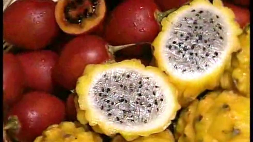 A pedir de boca - Frutas tropicales Málaga