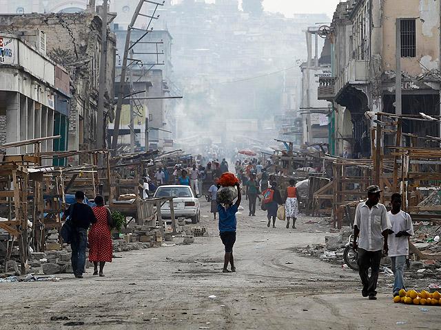 """En portada - """"¿Qué fue de Haití?"""""""