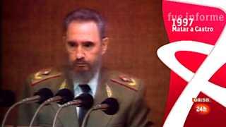 Ver vídeo  'Fue informe - Matar a Castro'